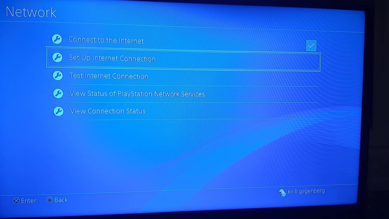 How to set up a proxy on PlayStation 4